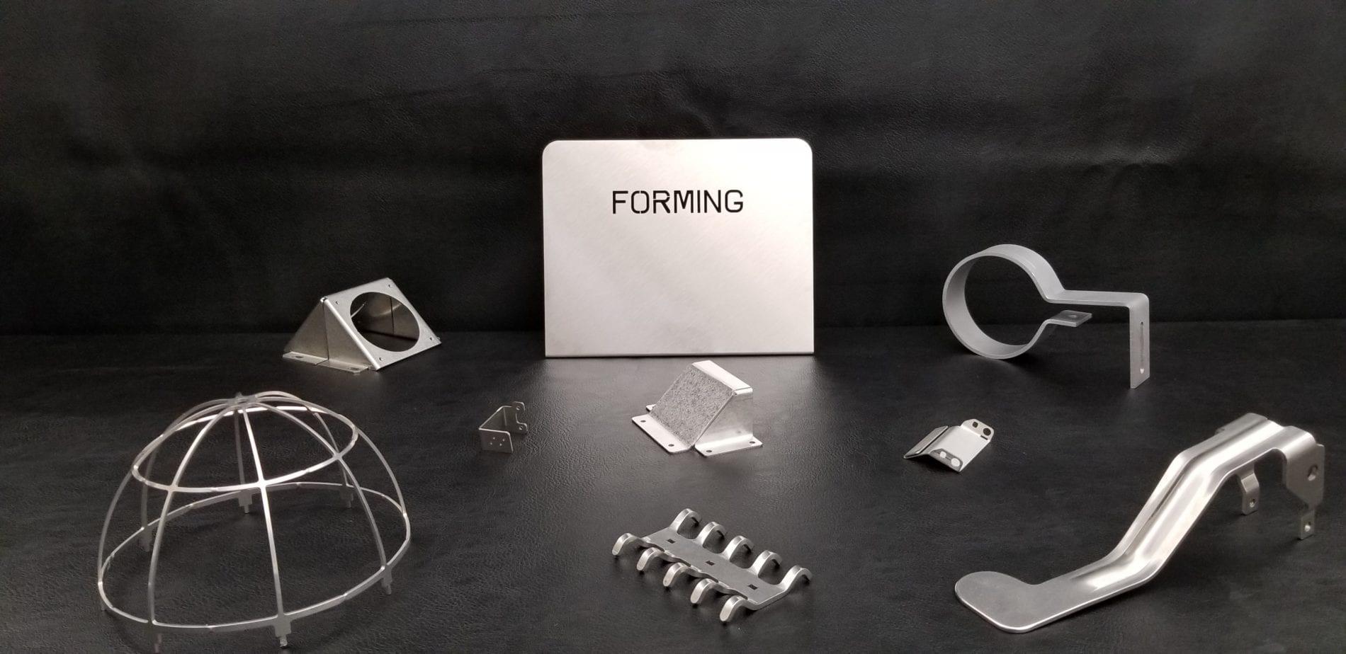 Metal Forming, Metal Stamping, Metal Bending