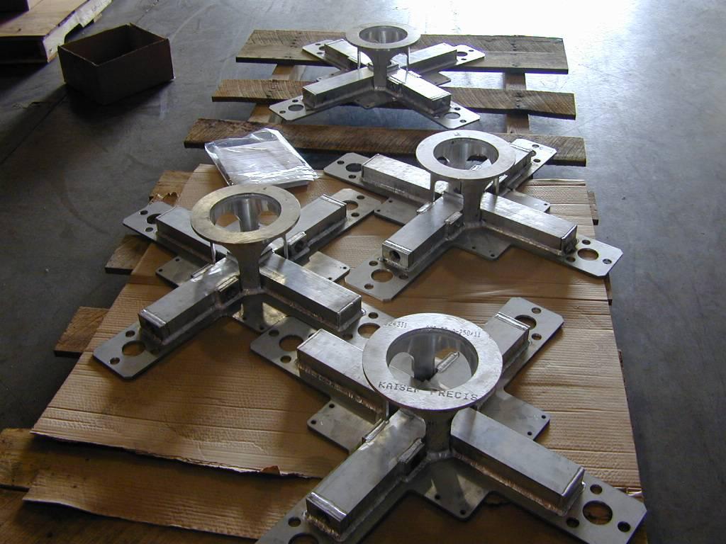 Aluminum Weldments