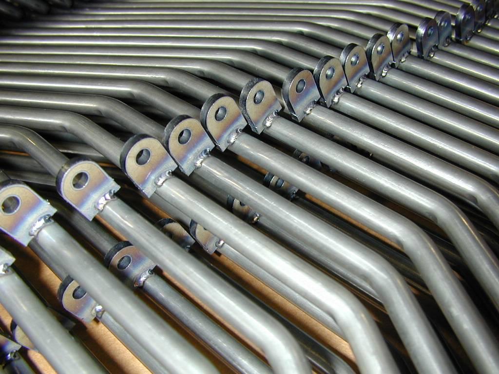 Production Welding - Rod Parts